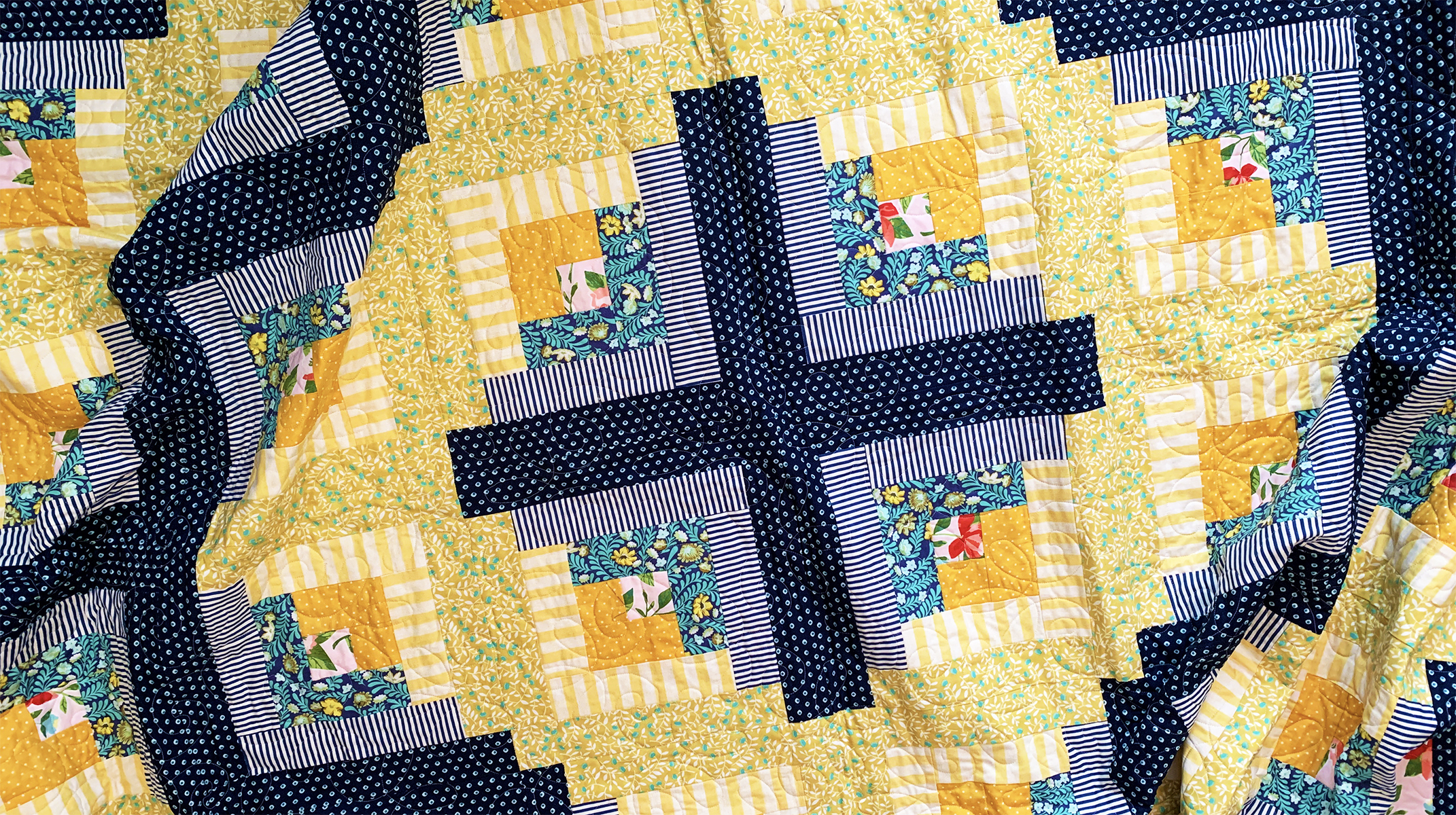 A Quick History Of The Log Cabin Quilt Quilt 2 End Alz